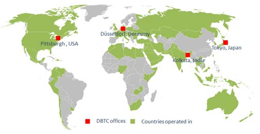 Global Network: DBTC Consulting Services
